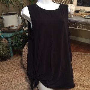 Fabletics Black Shirt